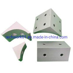 Custom Алюминиевый кронштейн, разъемы и трубки, T слоты кронштейны, угол соединения, угловой разъем угловой кронштейн, соединительных пластин, T слоты кронштейны, алюминиевый угол