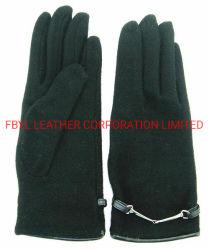 Guanti Lady Fashion Wool/Winter/Warm con funzione touch screen (JYG-25044)