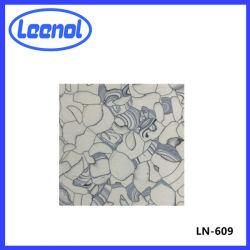 Anti mattonelle del PVC di elettricità statica della Anti-Macchia Anti-Slip160 per il laboratorio Ln-609 del locale senza polvere