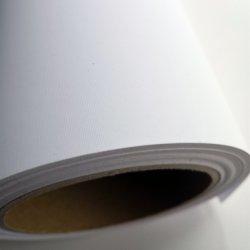 유액과 Eco 용해력이 있는 인쇄를 위한 광택이 없는 폴리에스테 자동 접착 화포