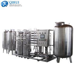식용수 역삼투 RO 기계 상수도 또는 지하 물 강물 또는 정화 시스템 식용수 처리 공장 장비