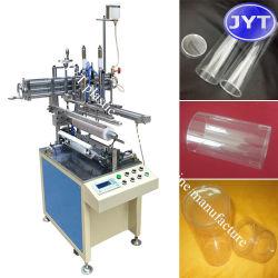 Fonctionnement aisé à l'emballage du tube d'acétate de l'encollage de matériel pour les fruits séchés d'Emballage de cylindre en plastique