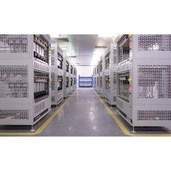 Batería de litio Energy-Feedback/celda, la formación de la clasificación de la carga/descarga de la máquina