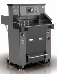 H520TV7 520мм размера A3 автоматической запрограммированной отключить гидравлические ножа для бумаги бумага машины Guillotine реза