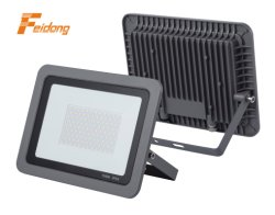 10W-300W 75% 전원 슬림 LED 플러드 라이트 DOB AC220-240V