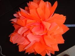 أوراق الحرير الوردي المصنوعة يدويًا مواد الزهور التي يمكن تعديلها بنفسك