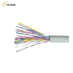 100 пары неэкранированных магистраных UTP категории 3 / категории 5 Телефонный кабель, ПВХ, 305 м.