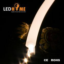 Indicatore luminoso al neon resistente della flessione LED dell'acqua salata di Lato-Vista & del silicone #Ap0815f-B dei solventi