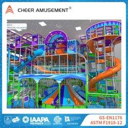 One-stop Kind-Spiel-Spaß-Mitte des Service-12.3m hohe in einem riesigen Einkaufszentrum durch Beifall-Unterhaltung