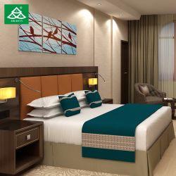 أثاثات فندق فاخرة على الطراز الإيطالى بالكامل من خشب الماهوجنى وأثاث من غرفة نوم العقد