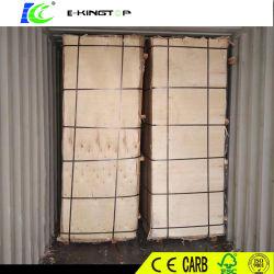 Grado de muebles de álamo de chapa de madera de abedul Core E0 E1 E2 pegamento