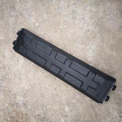 clip 500HD sul rilievo di gomma per la pista dell'acciaio dell'escavatore