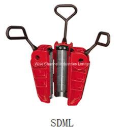 Deslize o tubo de evacuação da Série SD usado no campo de petróleo