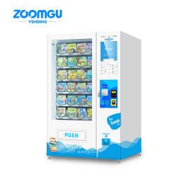 Zg Libro máquina expendedora de libros con pantalla de publicidad.