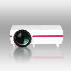 3000лм портативного мультимедийного домашнего кинотеатра светодиодный проектор