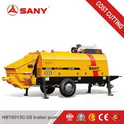 Sany Hbt6013c-5s 65m3/H ماكينة البناء الديزل المقطورة السعر