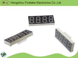 0,8-дюймовый четыре цифры семь сегментный светодиодный цифровой дисплей (WD08041-A/B)
