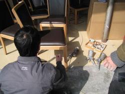 Möbel Inspection QC Service und Factory Audit