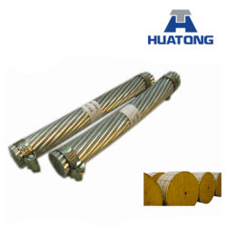Hartes Drawn Aluminum Bare Conductor Used in Power Transmission Lines