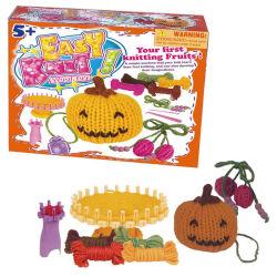 DIY tejer tejer juguete Hallowmas calabaza de Halloween