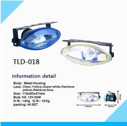 H3 12V 55W luz antiniebla Universal, la luz de niebla Auto Parts
