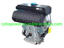 سعر جيد بدء كهربائي محرك ديزل ذو أسطوانة يُستخدم في المولدات
