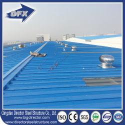 Staalconstructie Bouw Metaal Daksysteem Isolatie Dakmaterialen