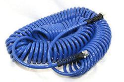 Flexible Kunststoff Fabrik PU Coiled / Spiralrecoil / Spulenrohr