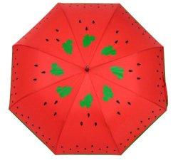 De Vrouwelijke Paraplu van de Paraplu van de watermeloen (br-st-55)