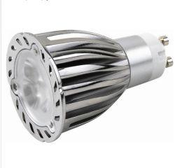 مصباح LED طراز D50*74 مم CREE 3*2 واط طراز GU10 MR16 بتقنية إضاءة الضوء