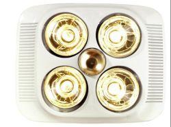 Trois dans une salle de bain Chauffage Chauffage infrarouge de la lampe de chauffage