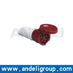 PC Plug Socket Coupling (235/245) di 16A 32A 63A 125A