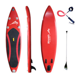 Weihai-Fabrik passte bester Preis-aufblasbaren SurfbrettSup Paddleboard Paddel-Brandung-Vorstand des Firmenzeichen-OEM/ODM für im Freien an