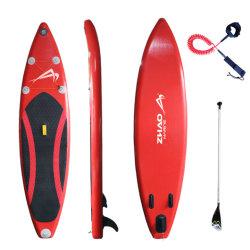 Weihai Factory 맞춤형 로고 OEM/ODM 최고의 가격 인플스팅식 서핑보드 Sup 외륜에서 즐기는 패들보드 서핑 보드