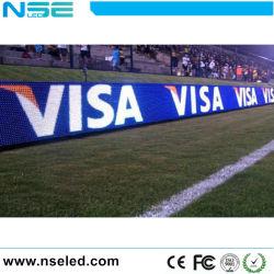 Van de LEIDENE van de voetbal Vertoning van het Stadion van de Perimeter van de Sport Comités van de Vertoning P10 de Openlucht