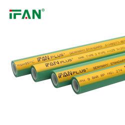 أنبوب مياه بلاستيكي PPPR عالي الضغط من Ifanplus عالي الجودة سعر أنبوب PPR