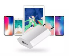 5W USB 充電器電源アダプタ EU モバイル用の低価格 ポータブル USB 充電 Apple 電話