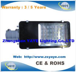 Yaye 18 Preço competitivo 40W/30W/50W/60W/90W luz de rua LED de alta potência com marcação CE/RoHS/ 3 anos de garantia