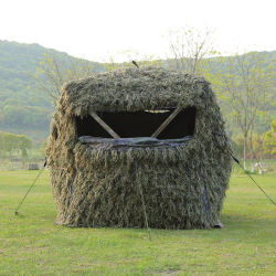 2021 Nouveau Style pliable tente de camping Camp militaire de étanche TENTES ABRIS DE Camouflage tente de chasse