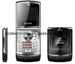 Mtk6253, double cartes SIM, Super Slim Téléphone mobile, 2,2 pouces, clavier Qwerty Smart Phone double caméra téléphone mobile WAP GPRS