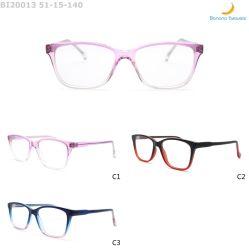 À la mode élégant carré plein d'injection des trames de lunettes de RIM