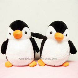 誕生日プレゼントのかわいいデザイン柔らかいプラシ天のおもちゃのペンギン
