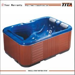 Для использования вне помещений 1 человек горячие ванны (TOP085)