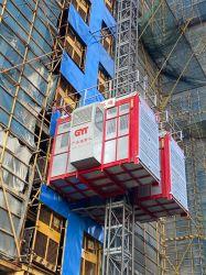 رافعة بناء موافقة CE (CE) متوفرة من قبل OEM /مرفاع ركاب/ رف و رافعة بنيون/رافعة التشييد
