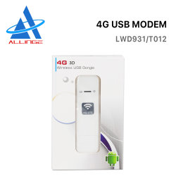 Lyngou LG503에 의하여 무선 USB 광대역 150Mbps 전산 통신기 SIM 카드 통신망 휴대용 WiFi 자물쇠로 열리는 4G 핫스팟