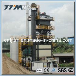 80T/H de l'asphalte usine de mélange pour la construction