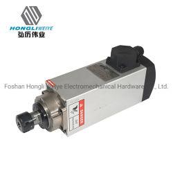 4.5Kw высокой скорости шпинделя с водяным охлаждением воздуха Er32 18000об/мин маршрутизатор шпинделя