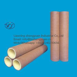 De aangepaste Rol omvat de Naald Geslagen Gebruikte Industrie Met ultrahoge temperatuur van het Profiel van het Aluminium van Pbo Kevlar Bestand