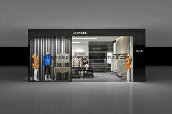 La tienda de ropa moda mujer Diseño, Decoración tienda de ropa