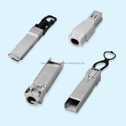 Hochpräzises Metallgehäuse Aus Zinklegierung, Druckguss, Glasfaser Hersteller Von Steckverbindergehäuses